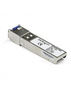 StarTech.com Juniper SFP-FE20KT15R13 Compatible SFP Module - 100BASE-BX-D 10 GbE Gigabit Ethernet BiDi Fiber (SMF) Startech SFPF