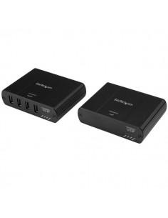 StarTech.com USB2004EXT2 konsolextender Konsol-sändare och -mottagare 480 Mbit/s Startech USB2004EXT2 - 1