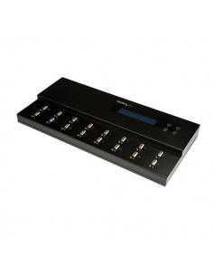 StarTech.com 1:15 fristående USB duplicerare och raderare - för USB-minnen Startech USBDUPE115 - 1