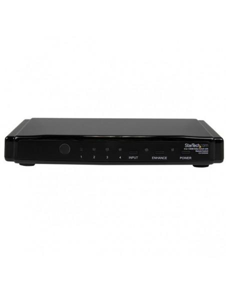 StarTech.com VS410HDMIE videokytkin HDMI Startech VS410HDMIE - 2