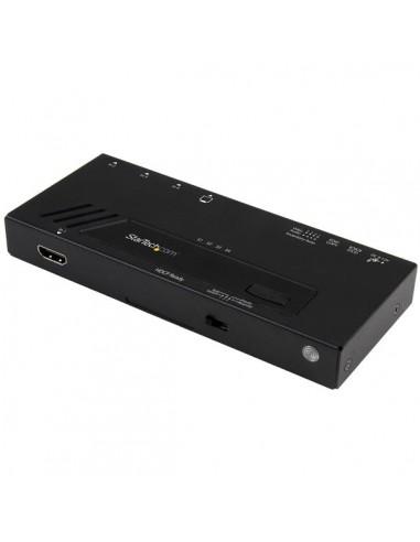 StarTech.com VS421HD4KA videokytkin HDMI Startech VS421HD4KA - 1