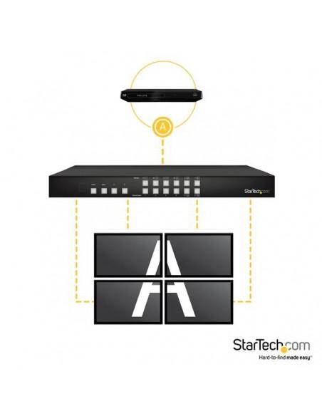 StarTech.com VS424HDPIP videokytkin HDMI Startech VS424HDPIP - 5