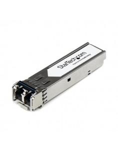 StarTech.com Brocade XG-SR Compatible SFP+ Module - 10GBASE-SR 10GbE Multimode Fiber MMF Optic Transceiver 10GE Gigabit Startech