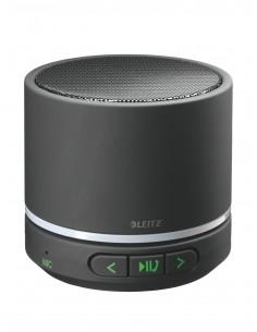 Leitz 63580095 bärbara högtalare Bärbar stereohögtalare Svart 5 W Kensington 63580095 - 1