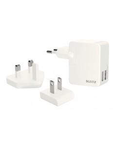 Leitz Complete Traveller USB Wall Dual Charger Kensington 65200001 - 1