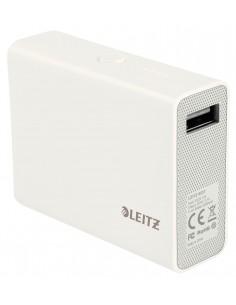 Leitz 65270001 basstationer Litium-Ion (Li-Ion) 6000 mAh Vit Kensington 65270001 - 1