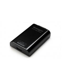 Kensington K33974EU USB grafiikka-adapteri 1920 x 1080 pikseliä Musta Kensington K33974EU - 1