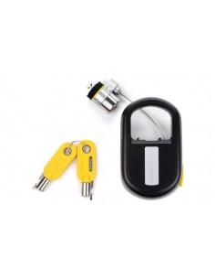 Kensington MicroSaver® Retractable Laptop Lock - Keyed Different Kensington K64538EU - 1