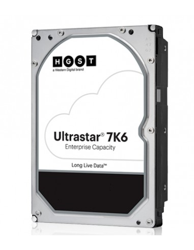 "Western Digital 7K6 3.5"" 4000 GB Serial ATA III Hgst 0B36032 - 1"