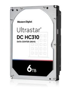 """Western Digital Ultrastar DC HC310 (7K6) 3.5"""" 6000 GB SAS Hgst 0B36050 - 1"""
