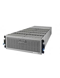 Western Digital Storage Enclosure 4U60 G1 480TB nTAA SNGL SATA 4KN ISE levyjärjestelmä Harmaa Hgst 1ES0124 - 1