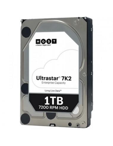 """Western Digital Ultrastar HUS722T1TALA604 3.5"""" 1000 GB Serial ATA III Hgst 1W10001 - 1"""
