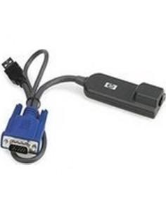 Hewlett Packard Enterprise JD535A USB Rj-45 Musta Hp 664009-B21 - 1