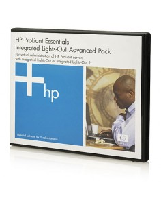 Hewlett Packard Enterprise iLO Advanced 1 Server License with 3yr 24x7 Tech Support and Updates lisenssi(t) Hp BD505A - 1