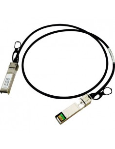 Hewlett Packard Enterprise X240 10G SFP+ 1.2m DAC verkkokaapeli Musta 1.2 m Hp JD096C - 1