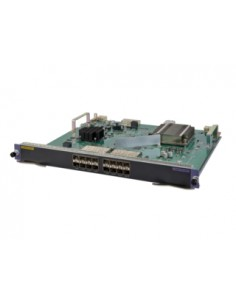 Hewlett Packard Enterprise FlexNetwork 7500 16-port 1/10GbE SFP+ SF verkkokytkinmoduuli 10 Gigabit Ethernet, Gigabitti Ethernet