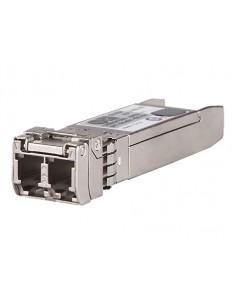 Aruba, a Hewlett Packard Enterprise company 10GBASE-ZR SFP+ network transceiver module Fiber optic 10000 Mbit/s Hp JW148A - 1