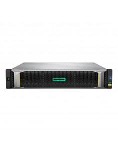 Hewlett Packard Enterprise MSA 2052 SAN (MSA2052-001) levyjärjestelmä 1.6 TB Teline ( 2U ) Hp MSA2052-001 - 1
