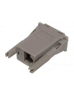Hewlett Packard Enterprise Q5T64A cable gender changer DB9 RJ-45 Grey Hp Q5T64A - 1