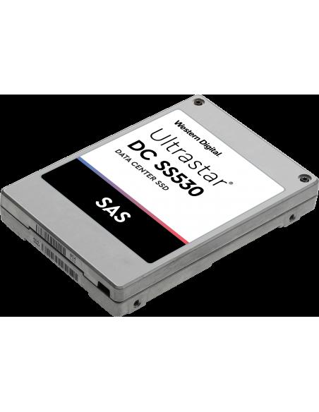 """Western Digital Ultrastar DC SS530 2.5"""" 1920 GB SAS 3D TLC Western Digital 0B40329 - 3"""