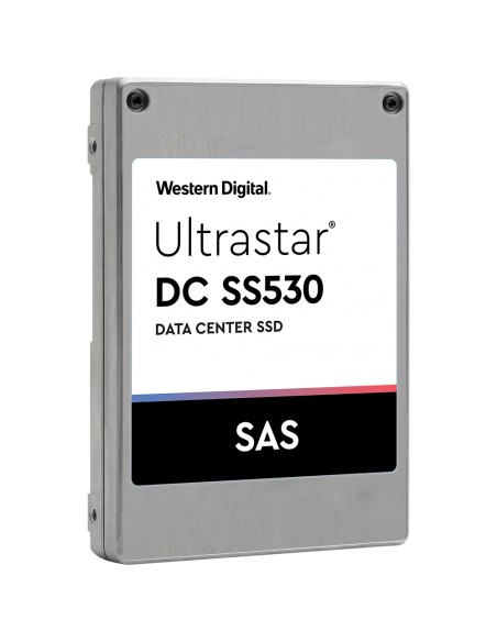 """Western Digital Ultrastar DC SS530 2.5"""" 1920 GB SAS 3D TLC Western Digital 0B40332 - 3"""