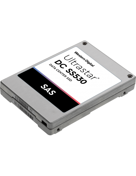 "Western Digital Ultrastar DC SS530 2.5"" 1600 GB SAS 3D TLC Western Digital 0B40349 - 3"