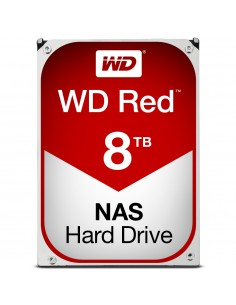 """Western Digital Red 3.5"""" 8000 GB Serial ATA III Western Digital WD80EFAX - 1"""