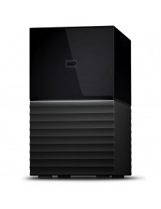 Western Digital My Book Duo disk array 16 TB Desktop Black Western Digital WDBFBE0160JBK-EESN - 1
