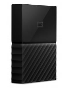 Western Digital My Passport external hard drive 4000 GB Black Western Digital WDBYFT0040BBK-WESN - 1