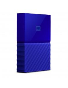 Western Digital My Passport externa hårddiskar 4000 GB Blå Western Digital WDBYFT0040BBL-EEEX - 1
