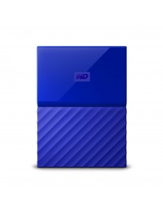 Western Digital My Passport external hard drive 1000 GB Blue Western Digital WDBYNN0010BBL-EEEX - 1