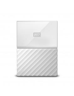 Western Digital My Passport external hard drive 1000 GB White Western Digital WDBYNN0010BWT-EEEX - 1