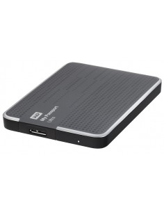 Western Digital 1TB My Passport Ultra ulkoinen kovalevy 1000 GB Titaani Western Digital WDBZFP0010BTT-EESN - 1