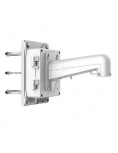 Hikvision Digital Technology DS-1602ZJ-BOX-POLE security camera accessory Corner mounting foot Hikvision DS-1602ZJ-BOX-POLE - 1