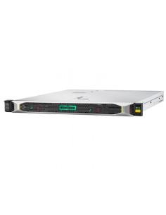 Hewlett Packard Enterprise Q2R93A NAS- ja tallennuspalvelimet Tallennuspalvelin Teline ( 1U ) Musta, Harmaa Hp Q2R93A - 1
