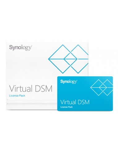 Synology Virtual DSM Lisenssi Synology VIRTUAL DSM LICENSE - 1