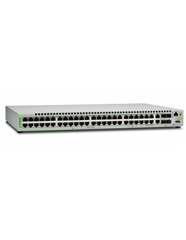 Allied Telesis AT-GS948MX-50 Managed L2 Gigabit Ethernet (10/100/1000) Grey Allied Telesis AT-GS948MX-50 - 1
