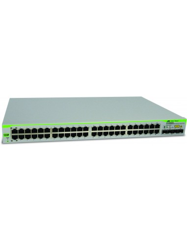 Allied Telesis AT-GS950/48-50 Managed L2 Gigabit Ethernet (10/100/1000) 1U Grey Allied Telesis AT-GS950/48-50 - 1