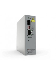 Allied Telesis AT-IMC2000T/SP-980 mediakonverterare för nätverk 1000 Mbit/s 850 nm Grå Allied Telesis AT-IMC2000T/SP-980 - 1