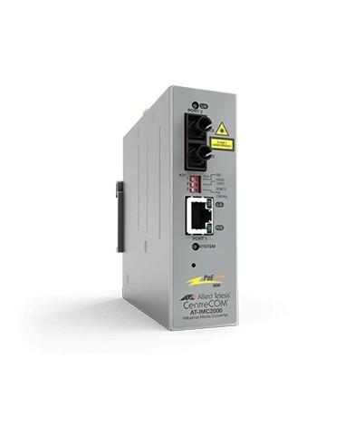 Allied Telesis AT-IMC200TP/SC-980 mediakonverterare för nätverk 100 Mbit/s 1310 nm Grå Allied Telesis AT-IMC200TP/SC-980 - 1