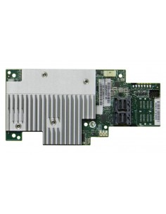 Intel RMSP3CD080F RAID controller PCI Express x8 3.0 12288 Gbit/s Intel RMSP3CD080F - 1