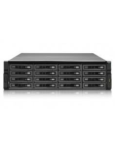 QNAP REXP-1620U-RP hårddiskar Rack (3U) Svart Qnap REXP-1620U-RP - 1