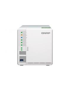 QNAP TS-332X NAS Tower Ethernet LAN Grey, White Alpine AL-324 Qnap TS-332X-2G - 1