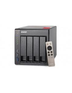 QNAP TS-451+ NAS Tower Nätverksansluten (Ethernet) Svart J1900 Qnap TS-451+-2G - 1
