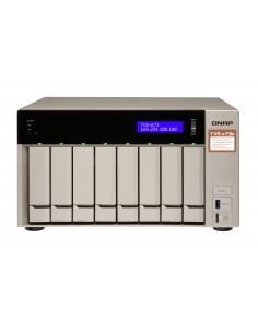 QNAP TVS-873E RX-421BD Ethernet LAN Tower Harmaa NAS Qnap TVS-873E-8G - 1