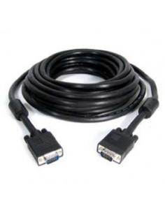 Fujitsu S26391-F6055-L261 VGA-kaapeli 1.8 m VGA (D-Sub) Musta Fujitsu Technology Solutions S26391-F6055-L261 - 1