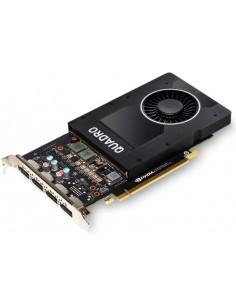 Fujitsu S26361-F2222-L205 näytönohjain NVIDIA Quadro P2200 5 GB GDDR5X Fujitsu Technology Solutions S26361-F2222-L205 - 1