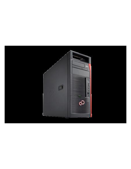 Fujitsu CELSIUS M7010 i9-10900X Tower 10. sukupolven Intel® Core™ i9 32 GB DDR4-SDRAM 1024 SSD Windows 10 Pro Työasema Musta Fuj