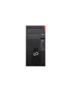 Fujitsu ESPRIMO P558 i3-9100 Micro Tower 9:e generationens Intel® Core™ i3 8 GB DDR4-SDRAM 256 SSD Windows 10 Pro PC Svart Fujit