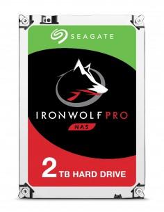 """Seagate IronWolf ST2000NE0025 interna hårddiskar 3.5"""" 2000 GB Serial ATA III Seagate ST2000NE0025 - 1"""